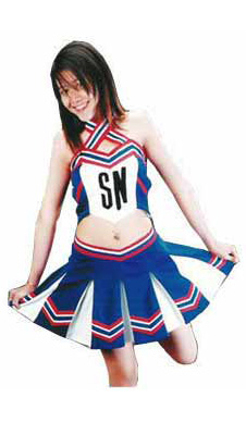 Cheerleader Uniform Nr.6