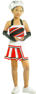 cheerleader uniform CK4