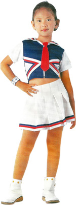 Cheerleader Uniform CK5