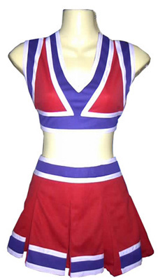 Cheerleader Uniform Nr.15