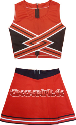 Cheerleader Uniform NK18
