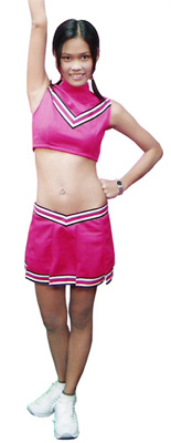 Cheerleader Uniform Nr.9