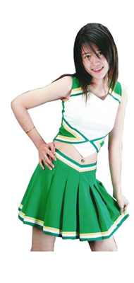 Cheerleader Uniform Nr.3