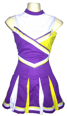 Cheerleader Uniform Nr.12